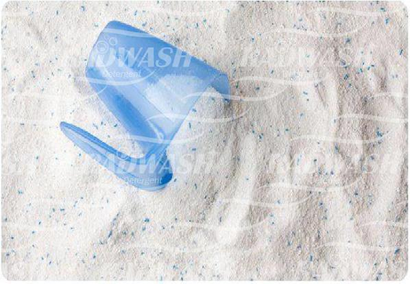 What are the ingredients of washing powders?